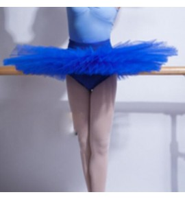 Women's modern dance ballet skirts adult female ballerina swan lake stage performance tutu skirts costumes dress
