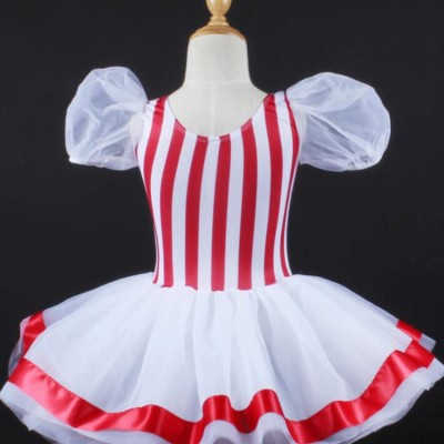 Ballet dress modern dance tutu skirt for girls kids children stage performance hallowen Christmas party dancing ballet dress