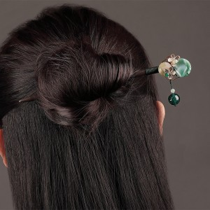 Chinese ancient hanfu fairy dress hairpin anime drama empress cosplay hair accessories for girls women