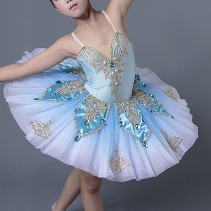 Women/'s Ballet Dance Tutu Skirts Sequins Running Professional Skirt Race Costume