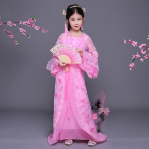 Girls hanfu chinese anime fairy cosplay dresses chinese tang dynstay princess empress photography drama cosplay dresses