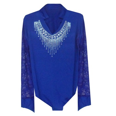 Black Male New Latin Dancing Boy/Man Clothing For The Waltz Competition Tops Men Dance Shirt
