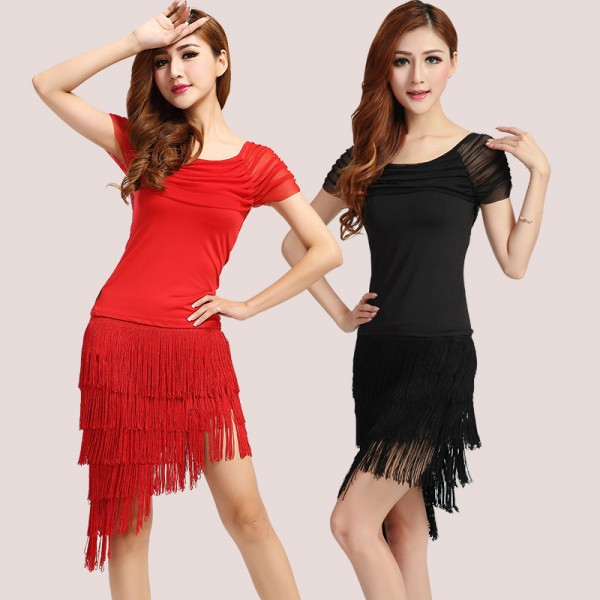 2a2f5a6f76 Source http   www.wholesaledancedress.com black-red-latin-dance-dress -special-offer-latin-dance-dress-women-latin-dance-costume-latin-salsa- dresses-fringe- ...