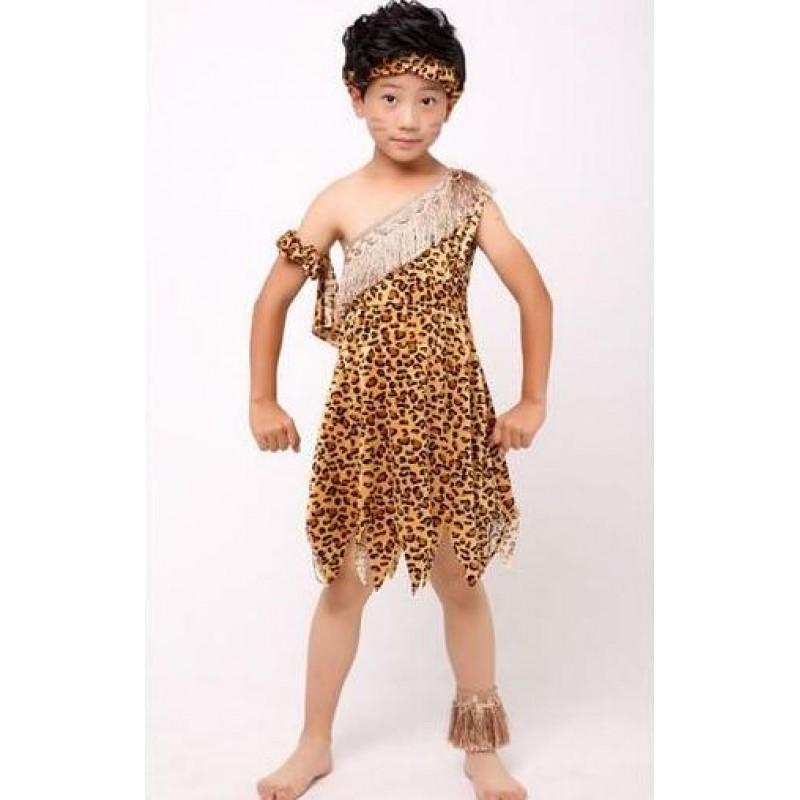 Child Native American Boy Costume