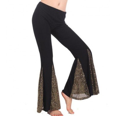 New Egypt  Belly Dancing Pant Skirts Swing Skirt Belly Dance Tribal Pants Professional India Belly dance Pants