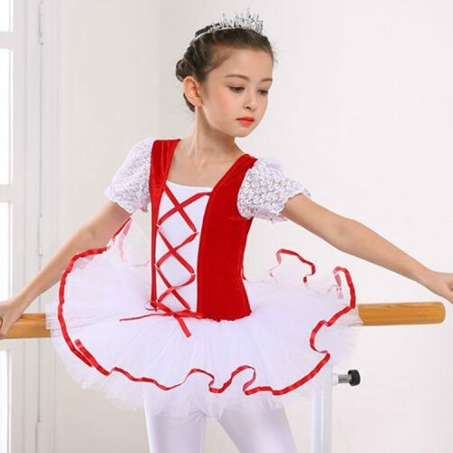 5c0702990aaf Girls ballet dance dresses modern dance dress for kids children navy ...