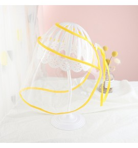 Kids children anti-fog droplet spray saliva clear face shield dust virus proof for outdoor cap