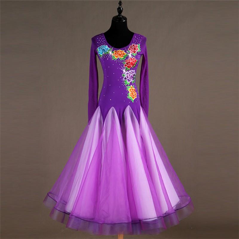 72d879a1f kids-women-ballroom-dance-dresses-girls-floral-flamenco-waltz-tango-dance -skirts-costumes-dress-w02486-800x800.jpg