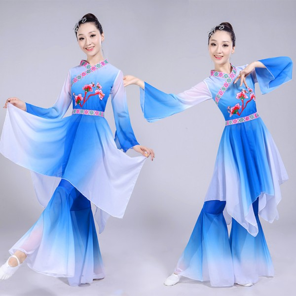 57425b9a9a79 traditional chinese folk dance costume for woman Fairy drama cpsplay ...