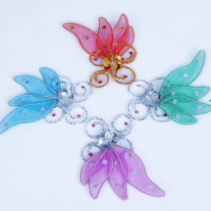 Women's chinese folk dance modern dance headdress for female  hair clip