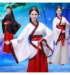 Women's chinese hanfu ancient princess dairy drama cosplay dress photos shooting cosplay kimono dress
