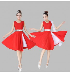 Women's modern dance  ballet dance dress fashion stage performance singers dancers party cosplay competition dresses